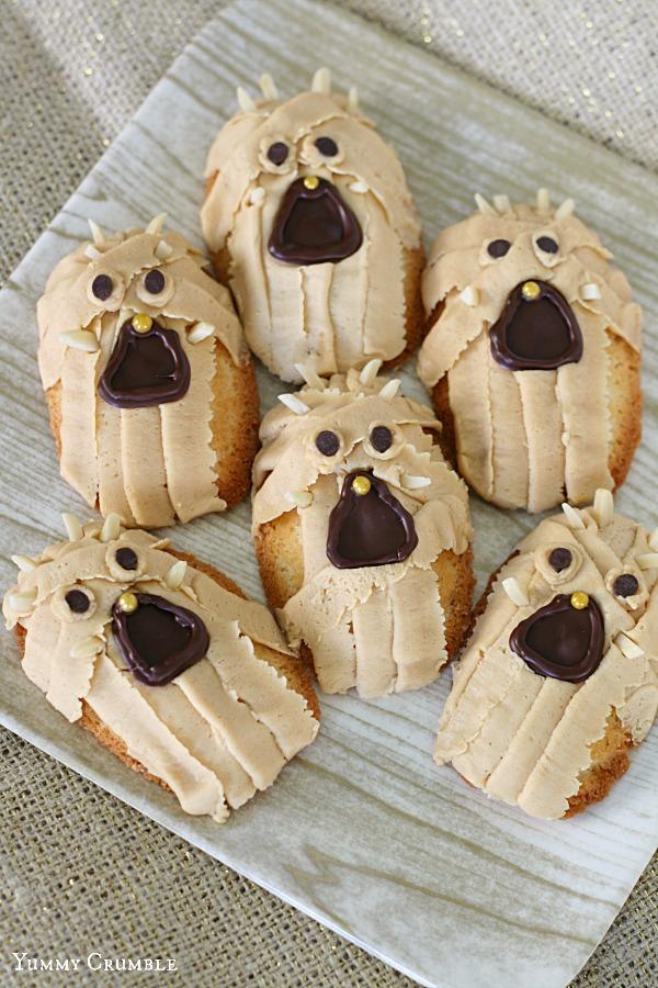 Star Wars Tusken Raider Cookies Yummy Crumble